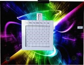 Smart Paper Calendar